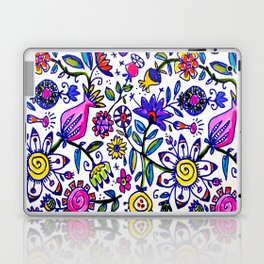 springtime flurry Laptop & iPad Skin