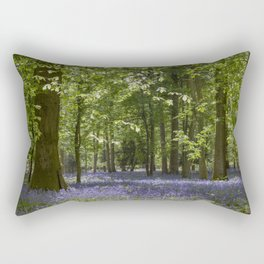 Bluebell Glade 3 Rectangular Pillow