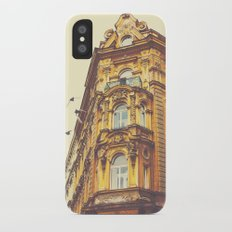 A Room With A View iPhone X Slim Case