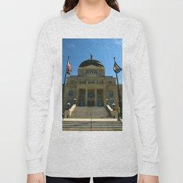 Montana State Capitol Long Sleeve T-shirt