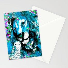 Lion #1 Stationery Cards