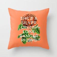 R U Mine Throw Pillow