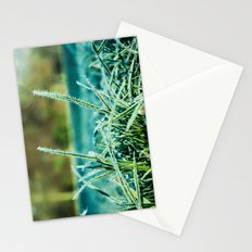 on a cold and sunny morning Stationery Cards