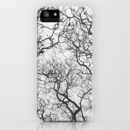 #249 #SleepingTrees iPhone Case