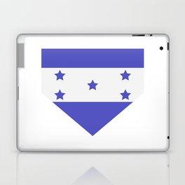 Honduras flag Laptop & iPad Skin