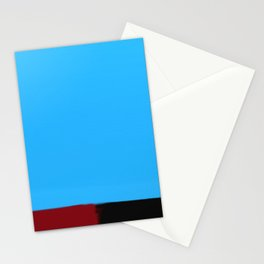 Abstract No 513 By Chad Paschke Stationery Cards
