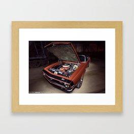 1968 Camaro  Framed Art Print