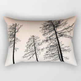 The Sentinels Rectangular Pillow