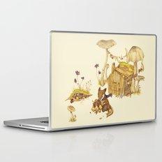 Harvey the Greedy Chipmunk Laptop & iPad Skin