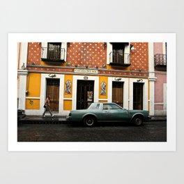 La Casa Del Sol Art Print