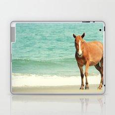 Wild Mustang of Carova, NC Laptop & iPad Skin