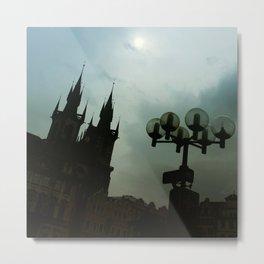 Church of Our Lady before Tyn, Prague  Metal Print