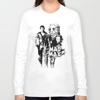 mad max Long Sleeve T-shirts featuring Mad Max by leea1968