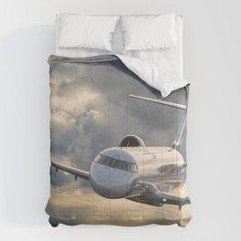 40 years flying Comforters