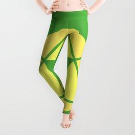 Zelda - Triforce D20 Leggings