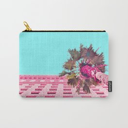 LA Palm Tree Look Up Carry-All Pouch