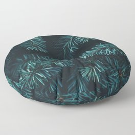Pine Needles Floor Pillow