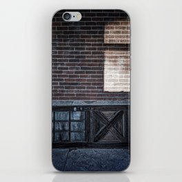 X Door iPhone Skin