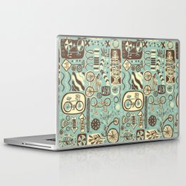 Here to There, Near or Far, This Way or That Laptop & iPad Skin