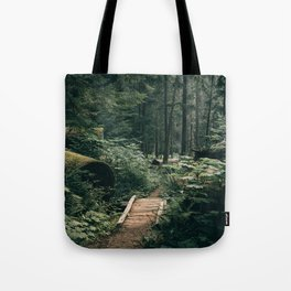 Happy Trails XV Tote Bag