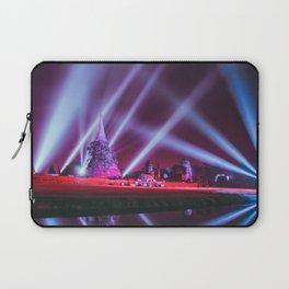 Ayutthaya lights Laptop Sleeve