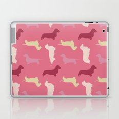 Woof, Woof... Bark, Bark... Laptop & iPad Skin