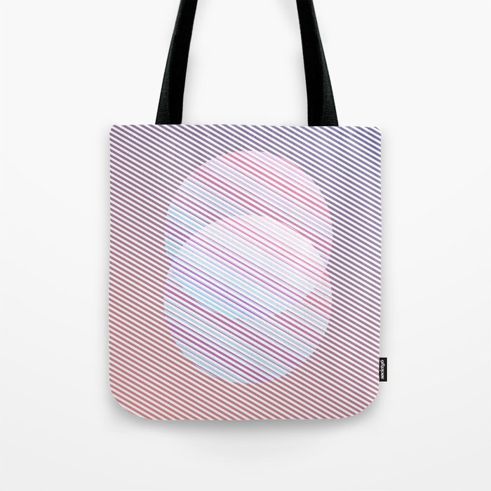 Intersect Tote Bag