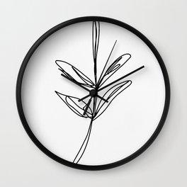 La Nouvelle V.3 Wall Clock