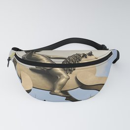 Rocking the horse Fanny Pack