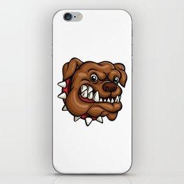 Sticky Dog iPhone Skin