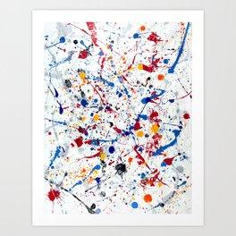 Exhilaration Art Print