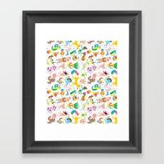 Party! Framed Art Print