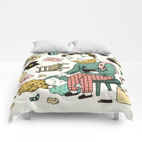SUPERDAD Comforters