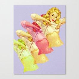 UNDERB00B5 Canvas Print