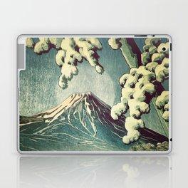 5 Lakes at Moonlight Laptop & iPad Skin
