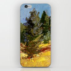 Out of the Meadow iPhone & iPod Skin