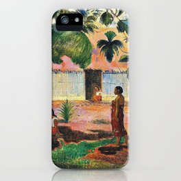The Large Tree - Digital Remastered Edition iPhone Case