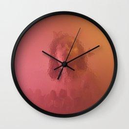 COMB - HILLARY Wall Clock
