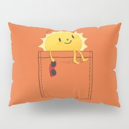 Pocketful of sunshine Pillow Sham