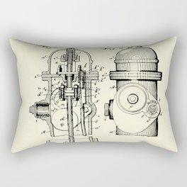 Hydrant-1903 Rectangular Pillow