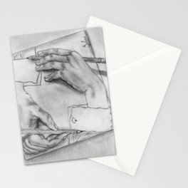 What's Real? Stationery Cards