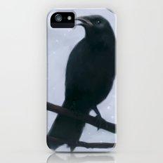 La corneille iPhone (5, 5s) Slim Case