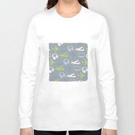 high-fi Long Sleeve T-shirt