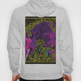 Other Worlds: The Lady and the Dragon Hoody