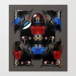 ADORA Canvas Print