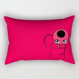 Tikki Pocket Tee Rectangular Pillow
