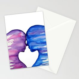 I Love You More Stationery Cards