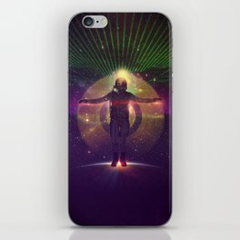Space Oddity iPhone Skin