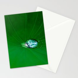 Water Drop Waves - Look Closer Stationery Cards