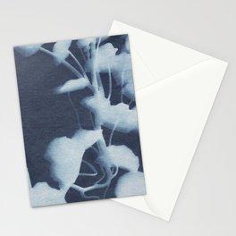 Nasturtium Sun Print Stationery Cards